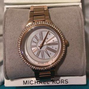 Michael Kors Rose Gold watch
